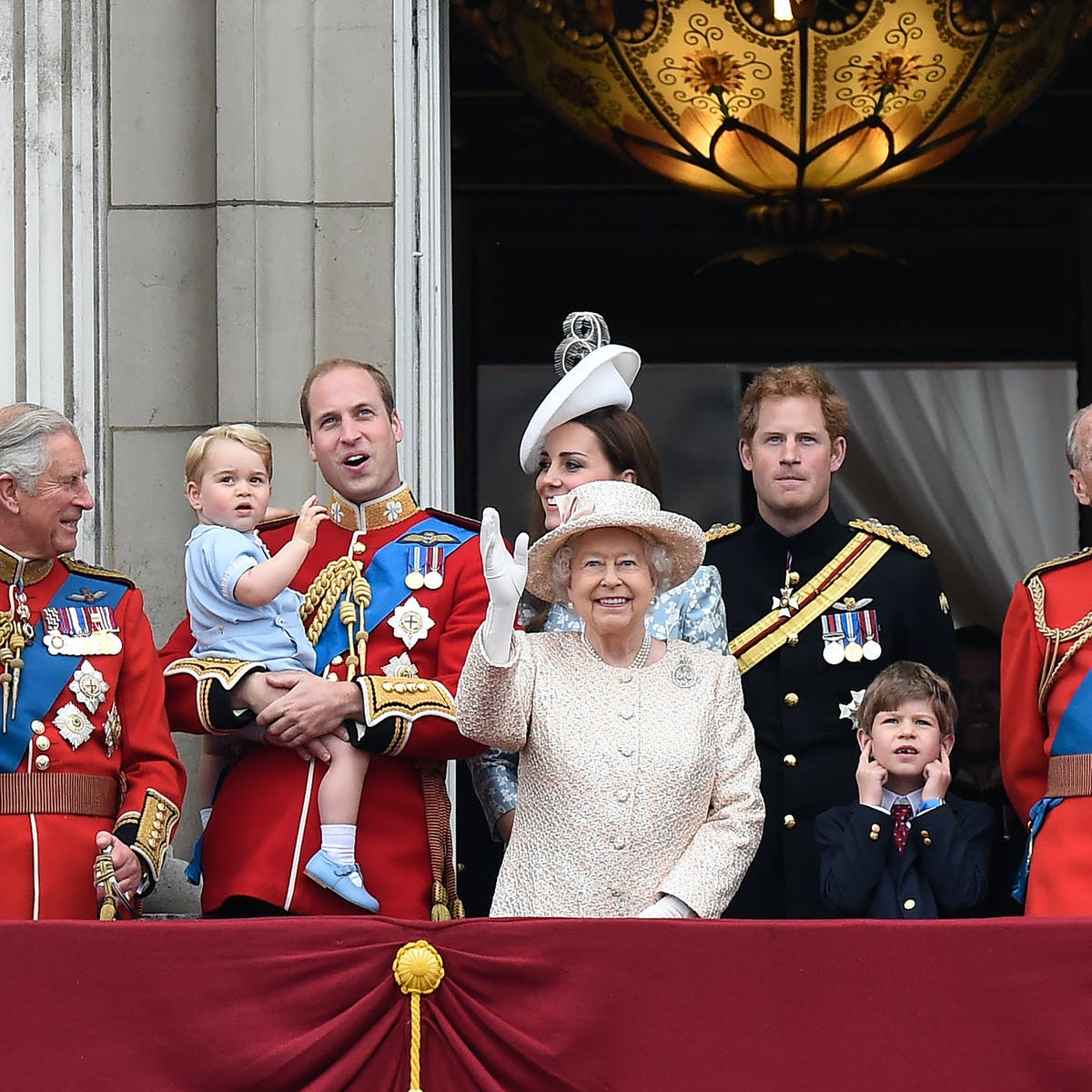 Queen Elizabeth II at 90: five ways to keep the royal family
