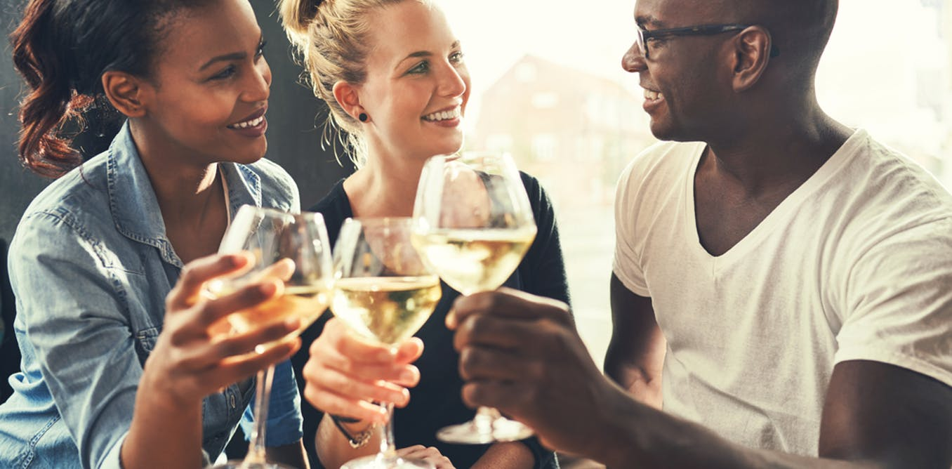 British drinking culture mixes moderation and excess, our new study shows
