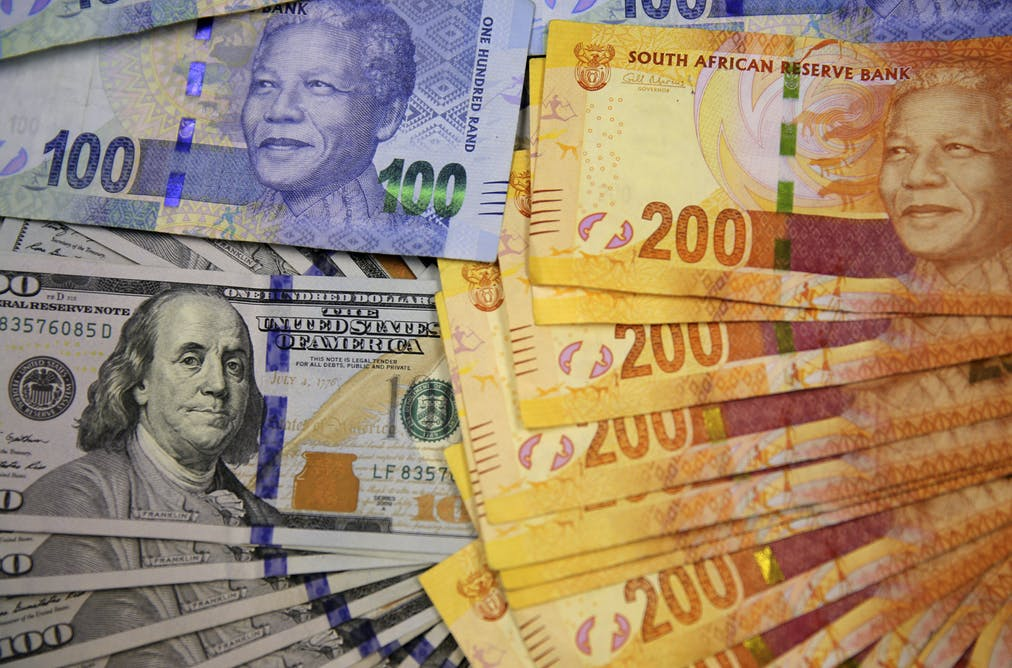 The South African Rand Is 18th Most Traded Currency In World Reuters Siphiwe Sibeko
