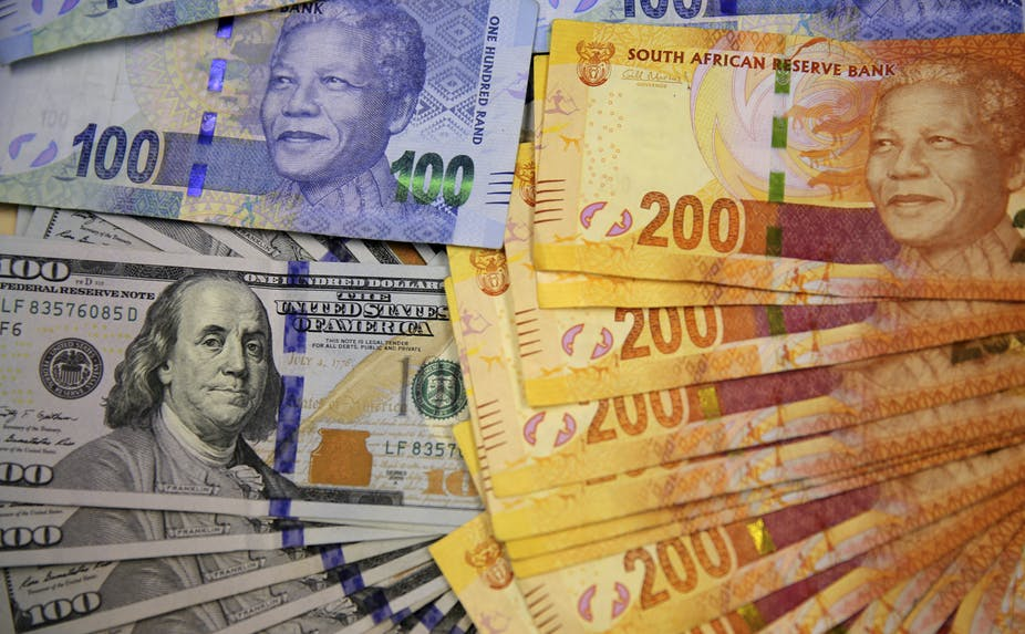 Why the rand punches above the weight of South Africa's economy