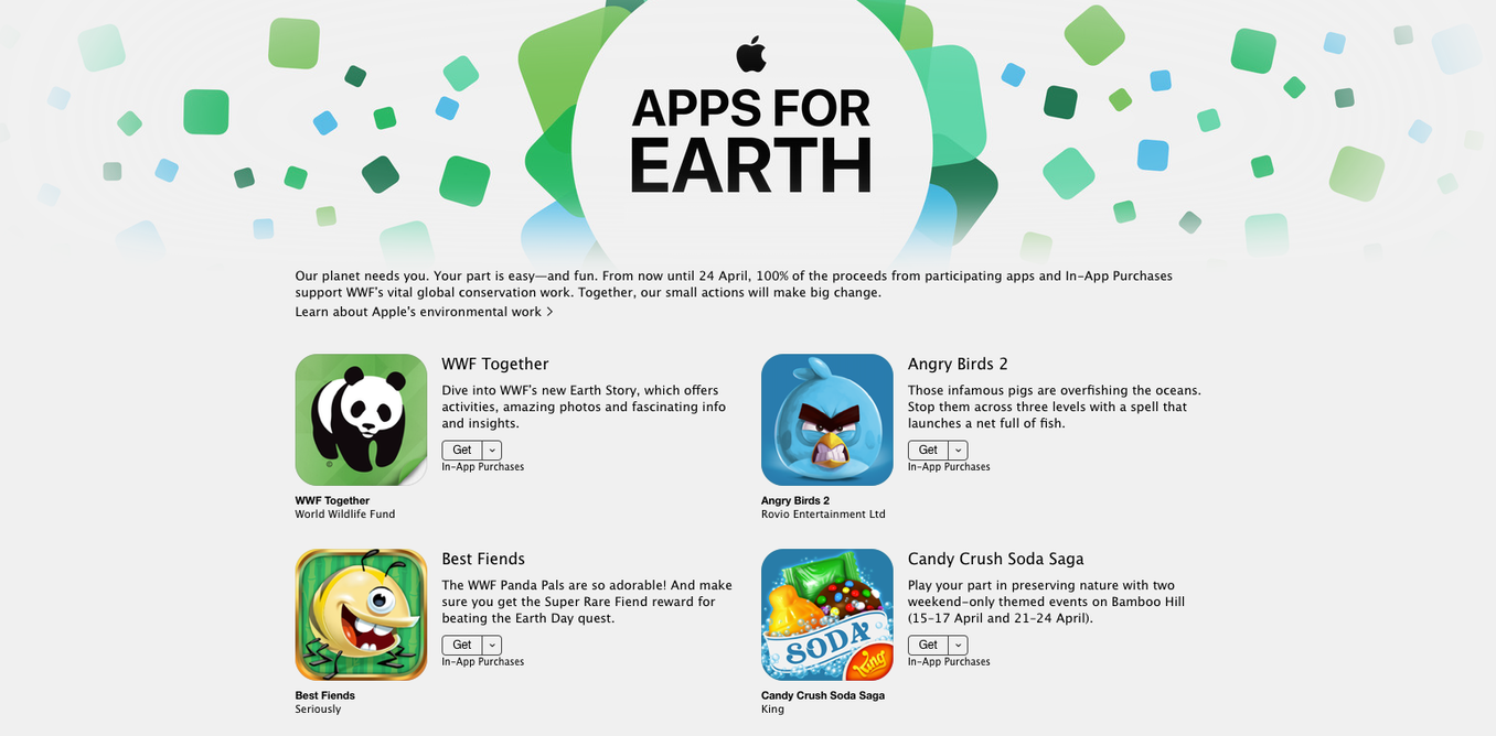 Apples Apps For Earth Raise Awareness But Thats Not Enough Parker Marine Fuel Filter