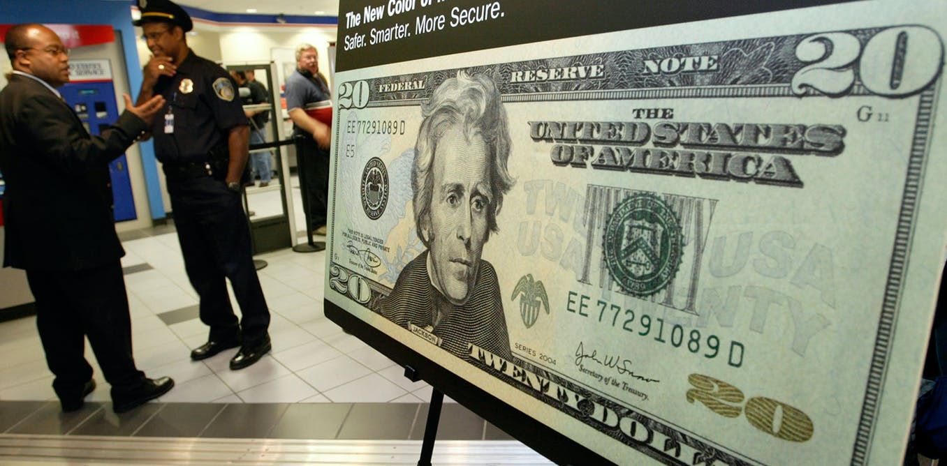 Who Was The First Woman Depicted On American Currency