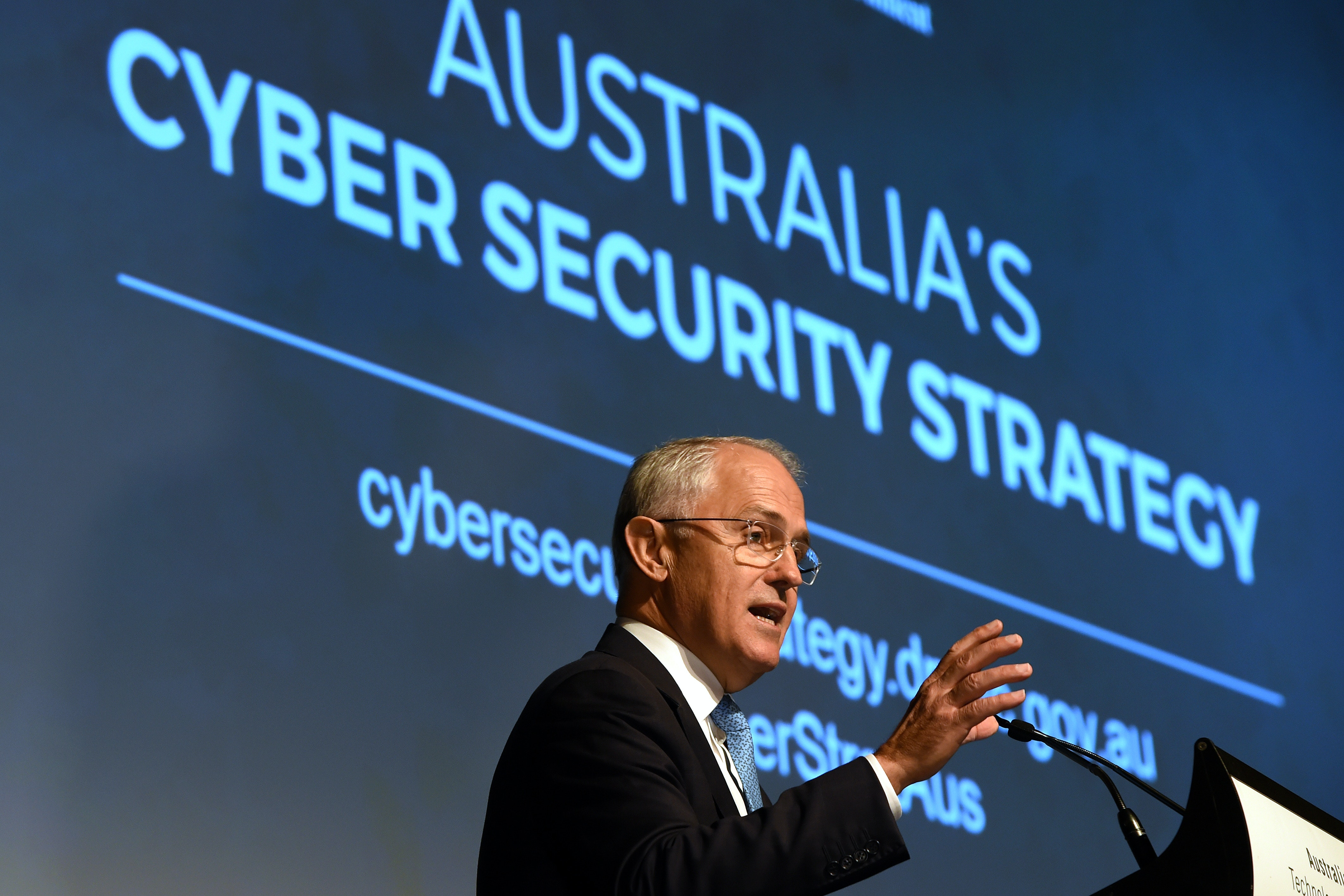 Australia still doesn't see a cyber attack as the menace our allies fear