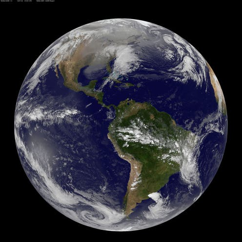 2dbc4a0aa80d Rising carbon dioxide is greening the Earth - but it s not all good news