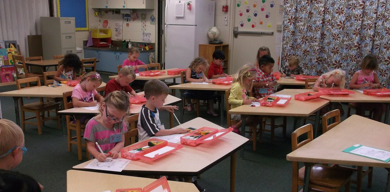 Kindergartners Get Little Time To Play Why Does It Matter