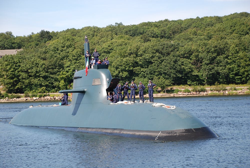 Why the French submarine won the bid to replace the Collins-class