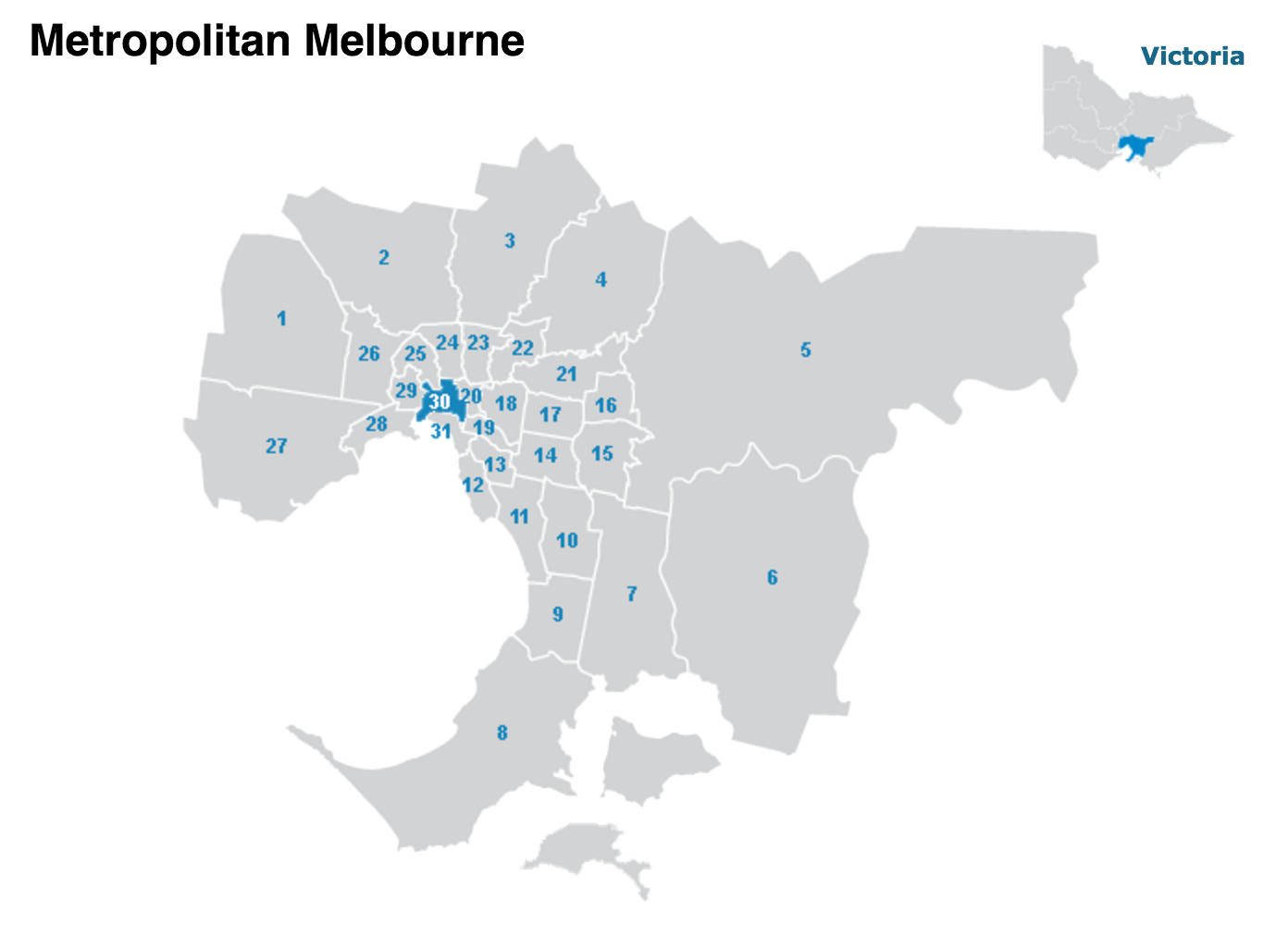 Towards a collaborative city the case for a Melbourne Metropolitan