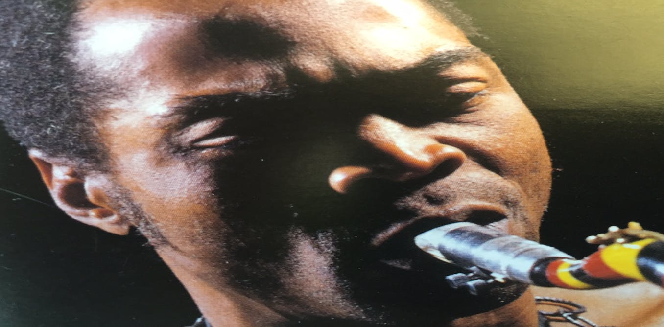 the art provocateur fela kuti who used sex and politics to