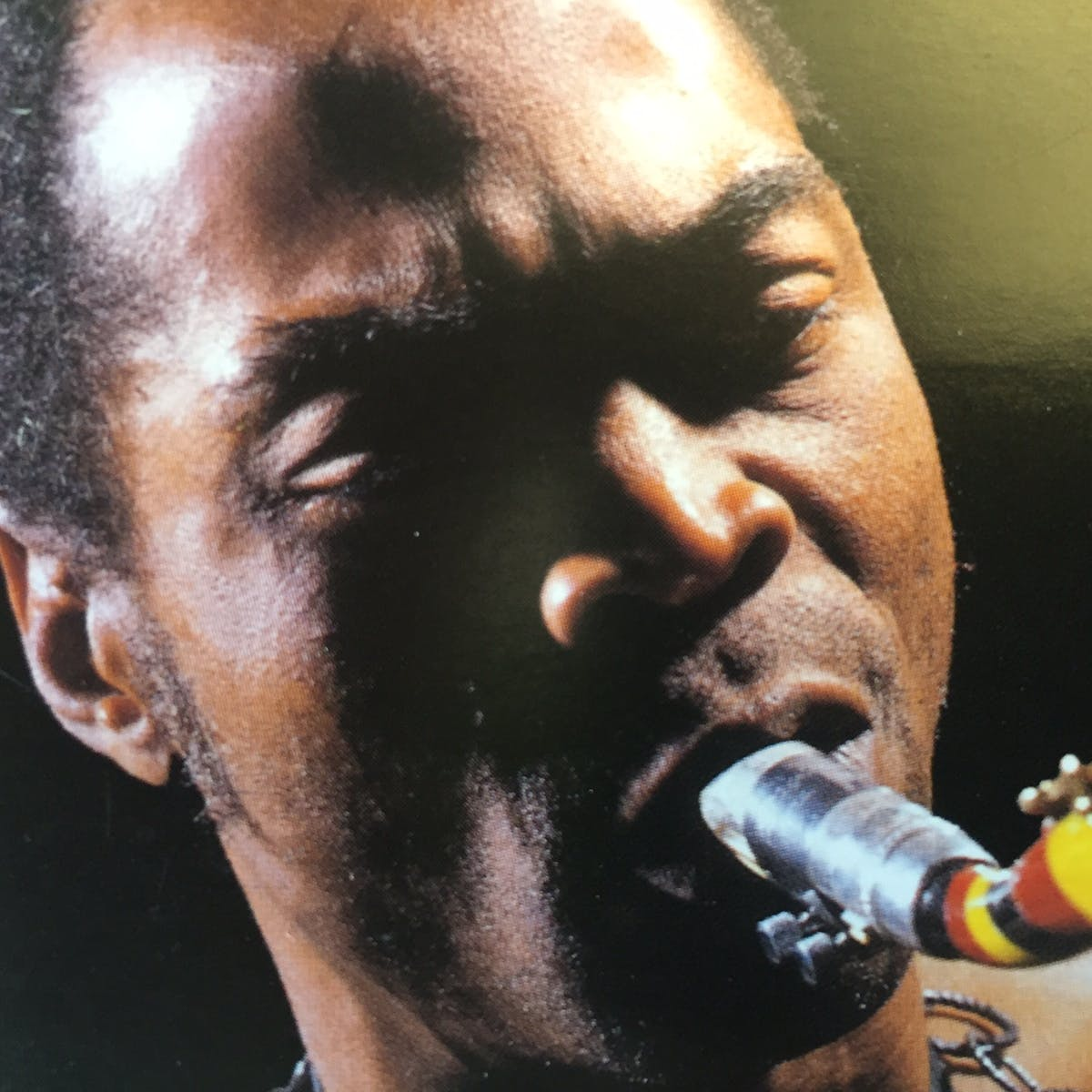 The art provocateur Fela Kuti who used sex and politics to confront