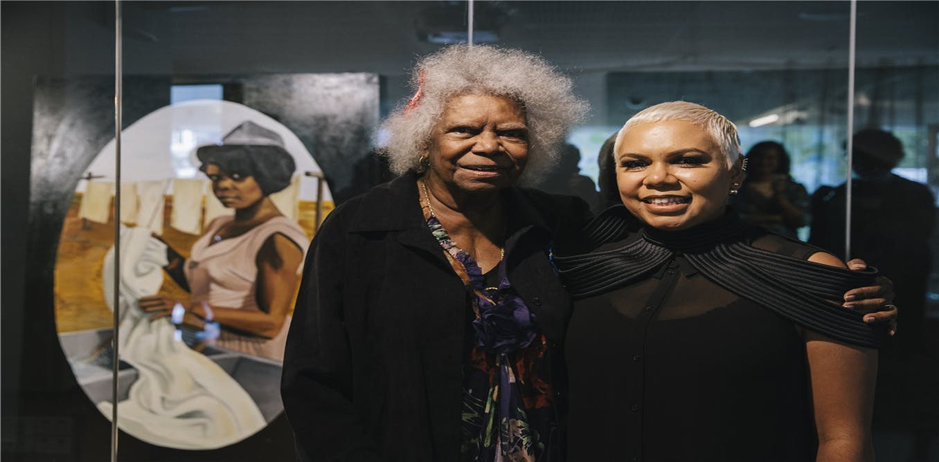 Black Velvet: redefining and celebrating Indigenous ...