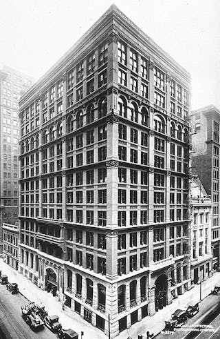 A Short History Of Tall Buildings The Making Of The Modern Skyscraper