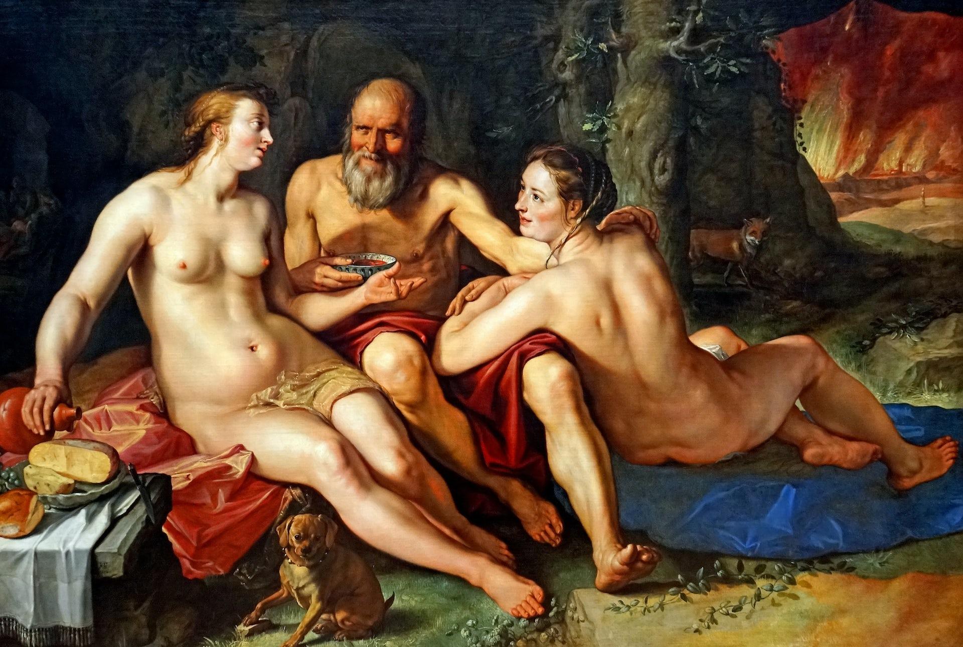 Hot naked women latina