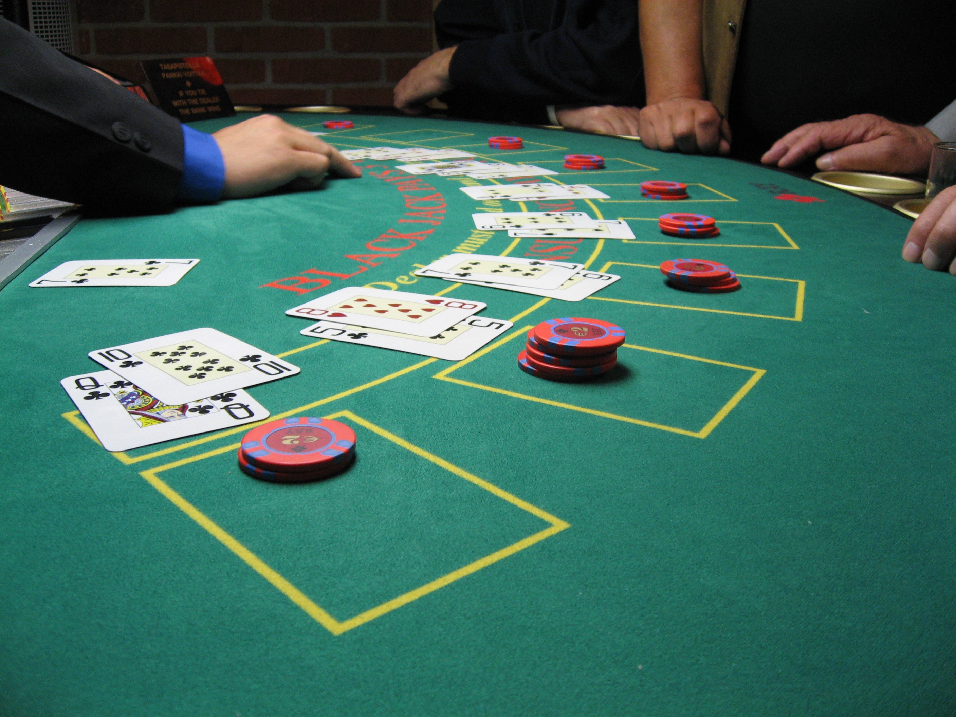 Profit margin for casino table games casino in buffalo new york