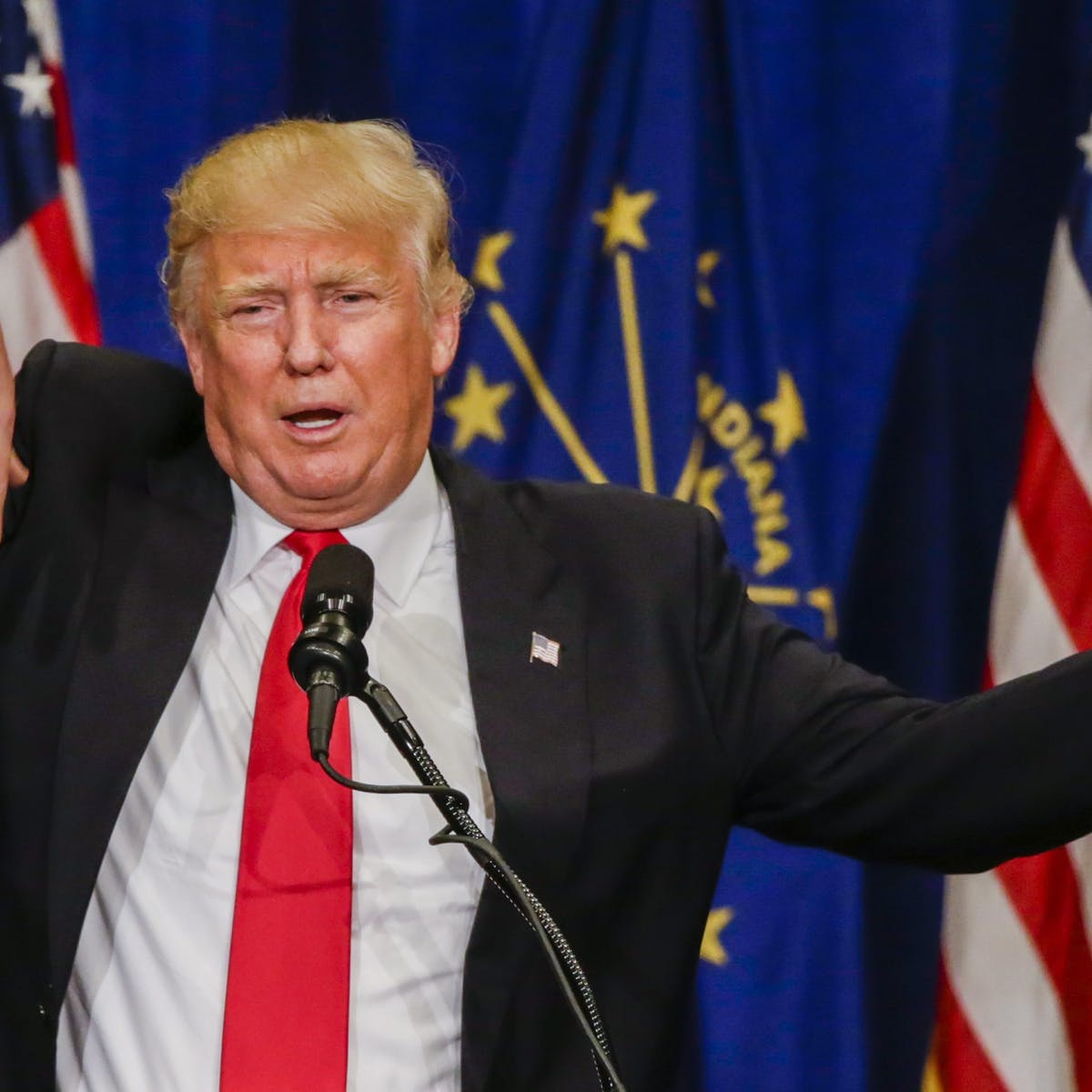 Donald Trump Both The Old Crazy And The New Normal