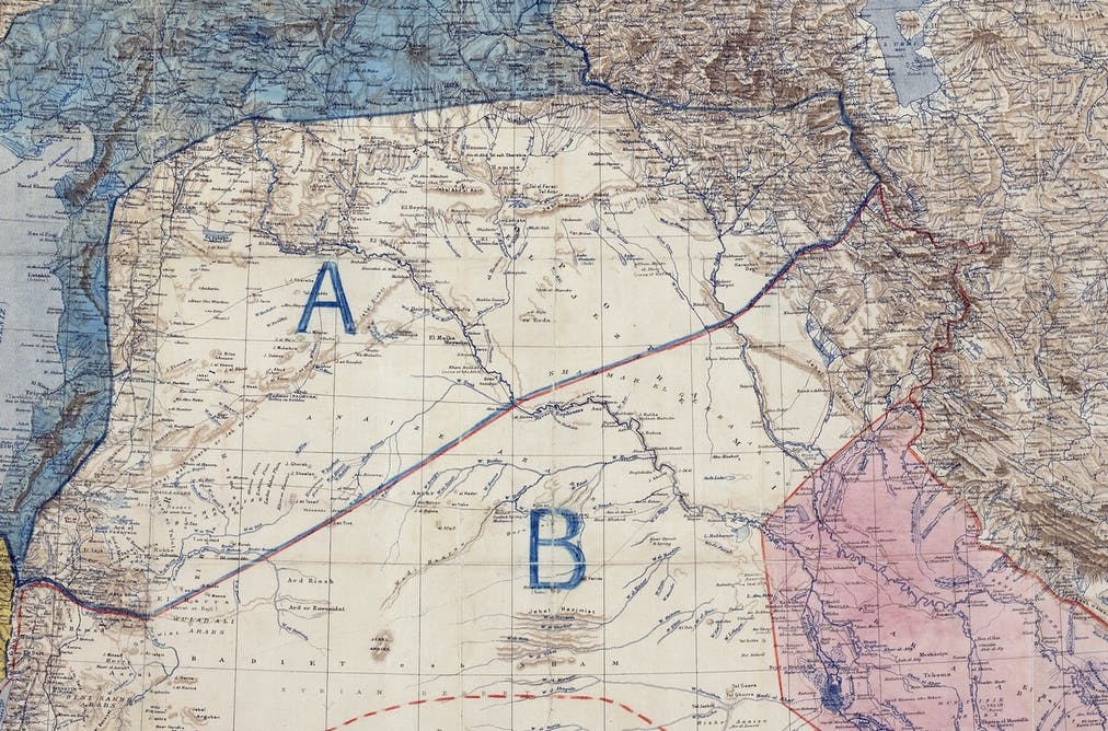 The Sykes Picot Agreement And The Making Of The Modern Middle East