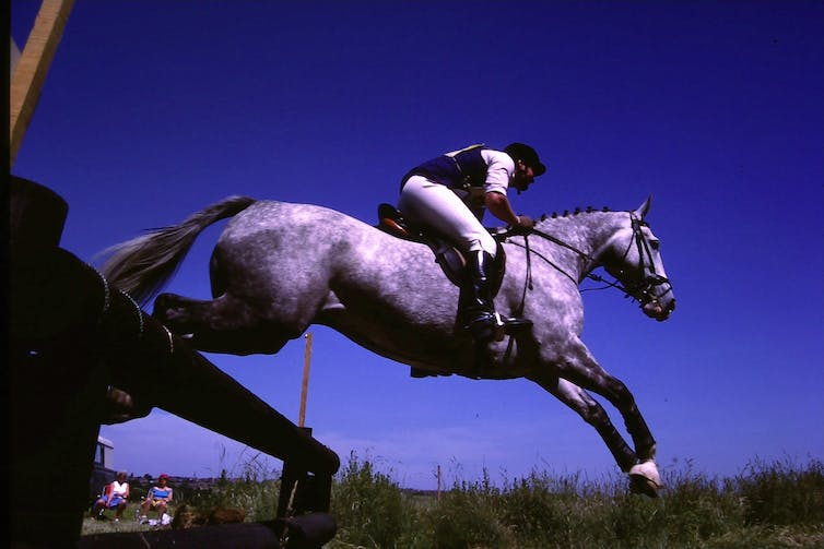 Eventing is a sport enjoyed by many Australians, but what are the risks? How risky is horse riding?