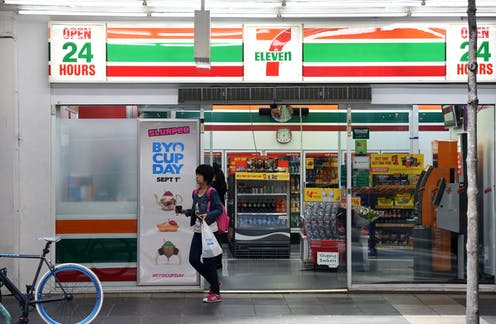 7 eleven ethical dilemma