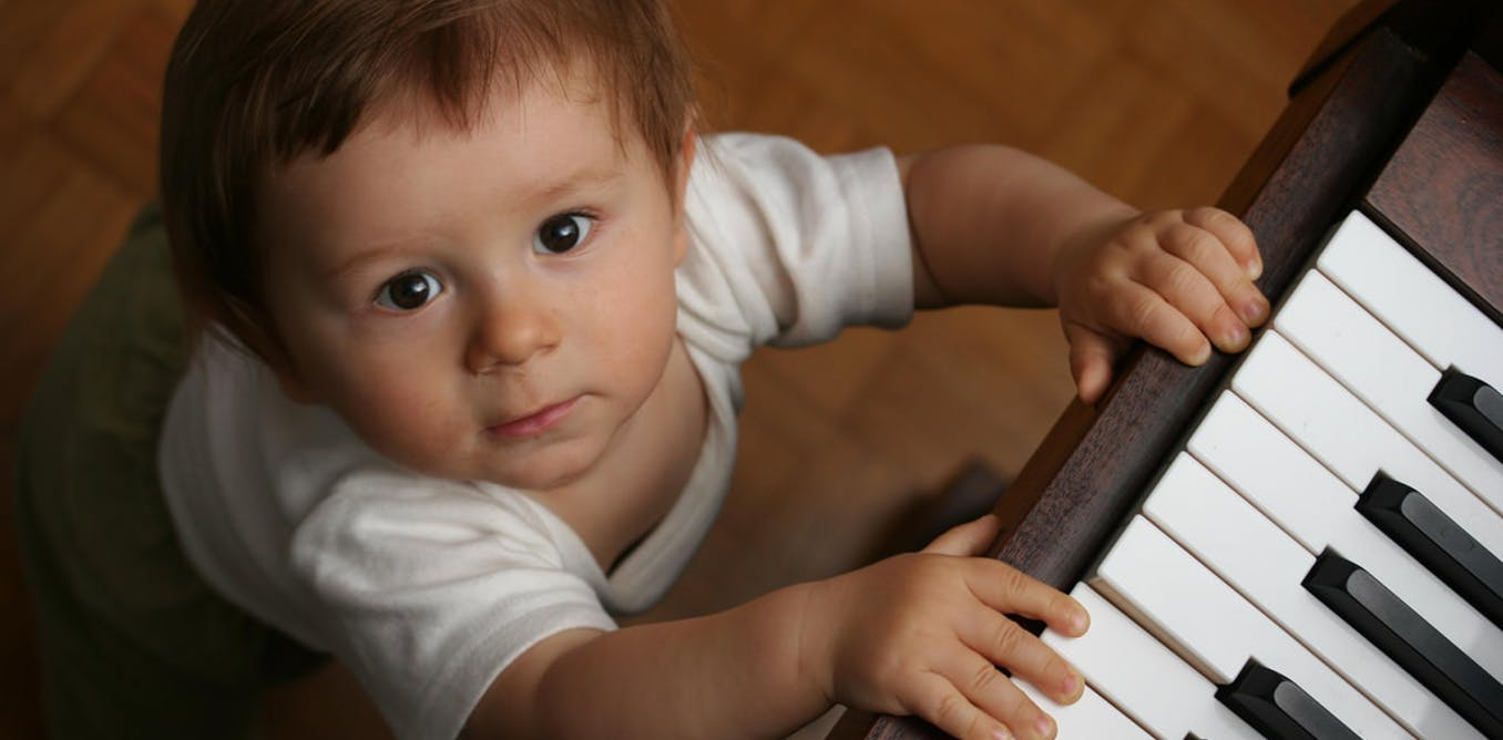 Could Team New Zealand Help Us Innovate In Education: Could Early Music Training Help Babies Learn Language?