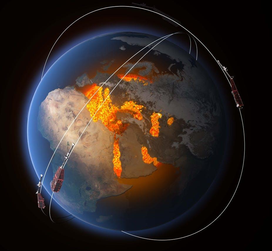 Earths Magnetic Heartbeat A Thinner Past And New Alien Worlds