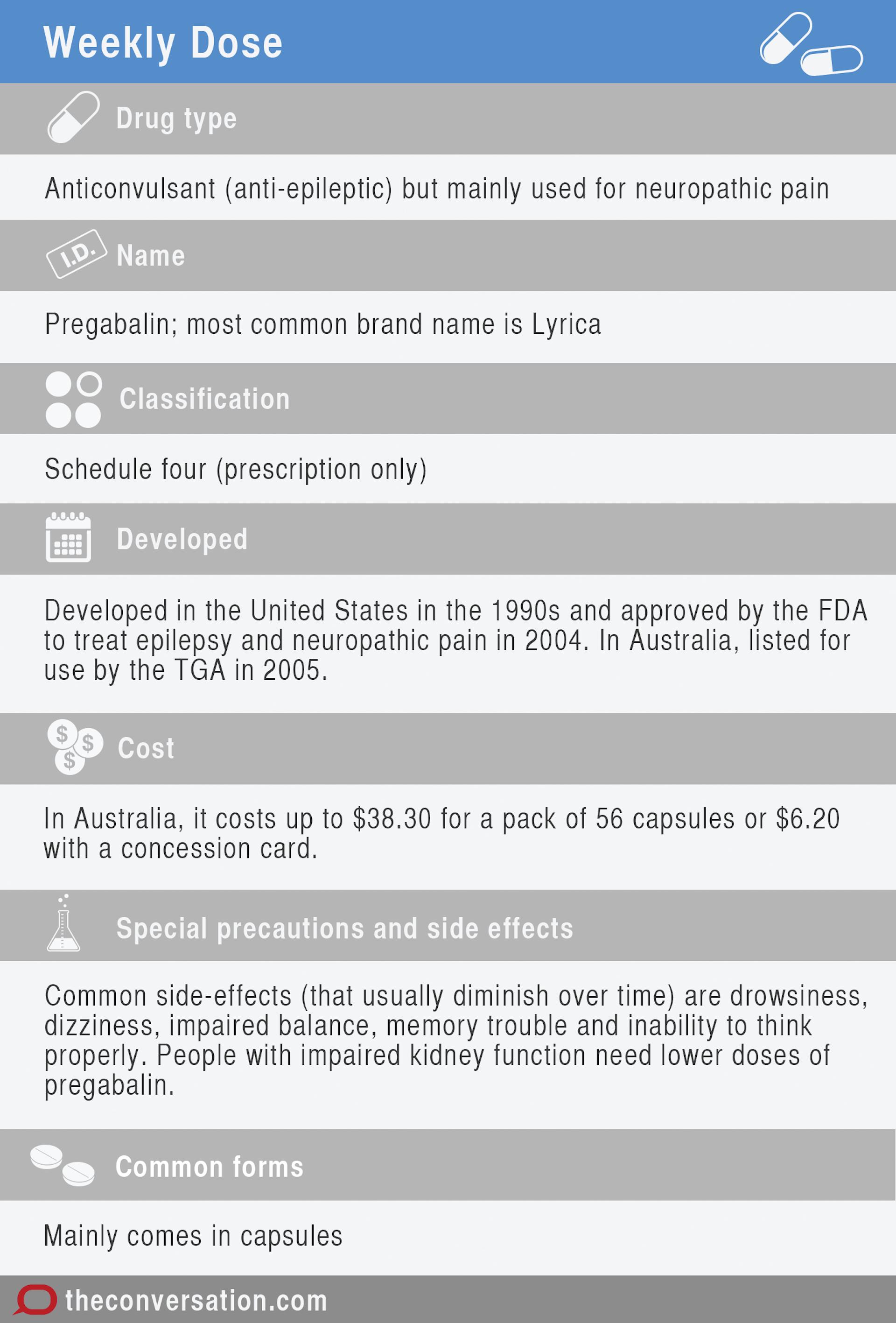 gabapentin long term side effects