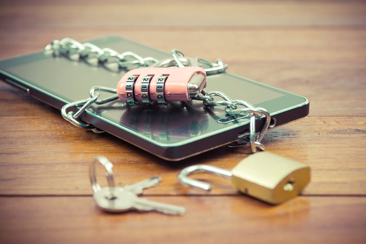 How to stop your phone from being hacked