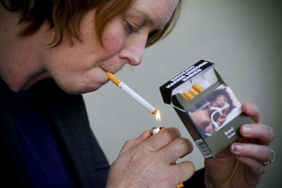 teen smoking essays