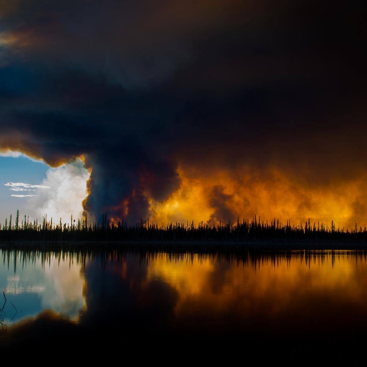 Wildfires in West have gotten bigger, more frequent and