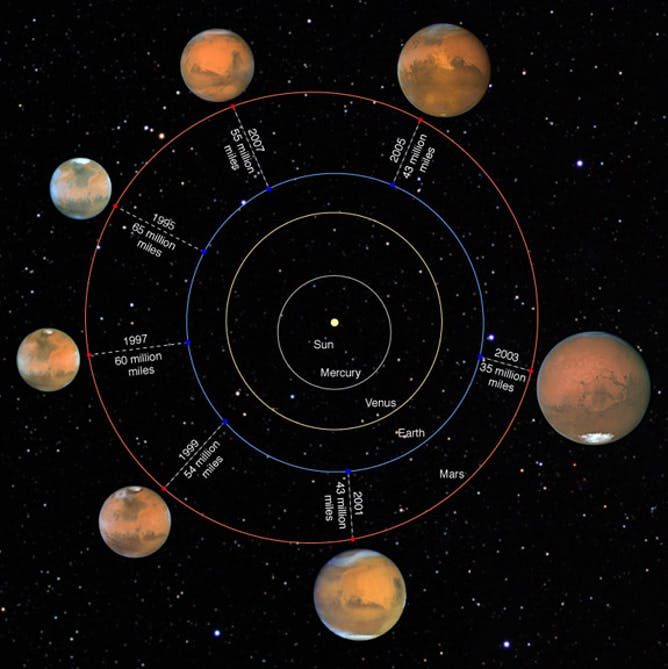 Astrobiology Magazine Exploring the Solar System and beyond