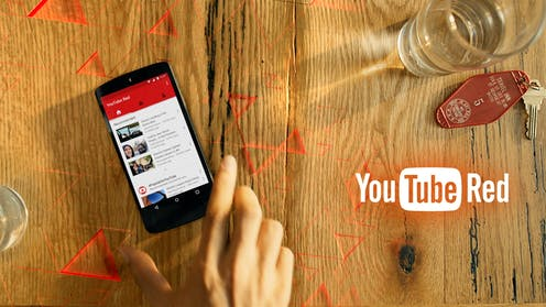 YouTube Red is here, and it breaks the video-on-demand mould