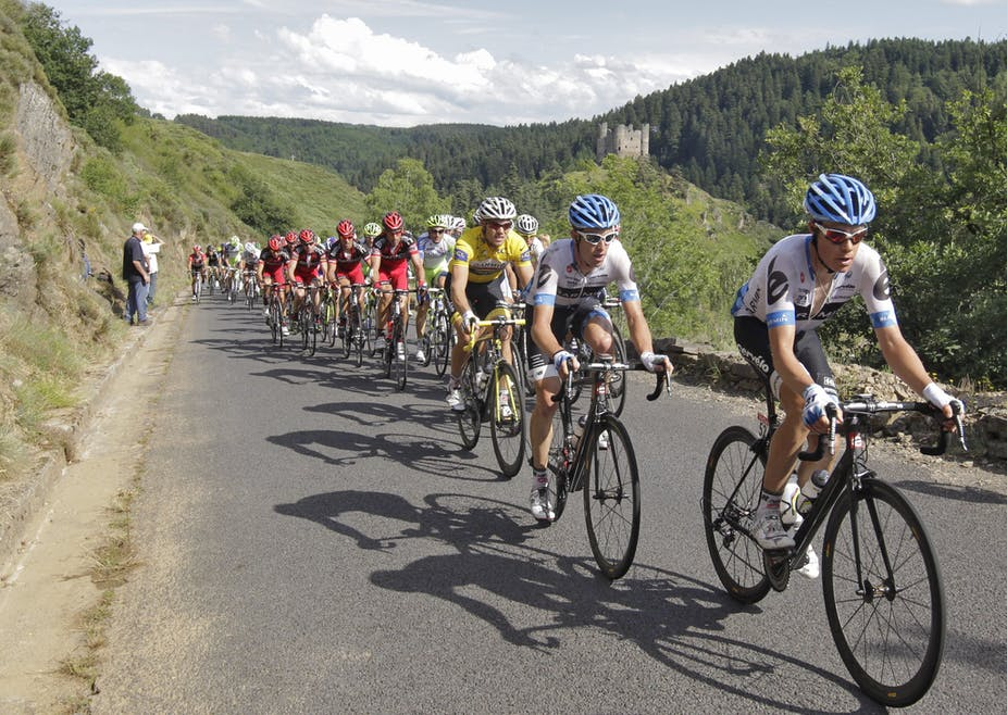Le Tour de France is set to roll, so what makes a perfect