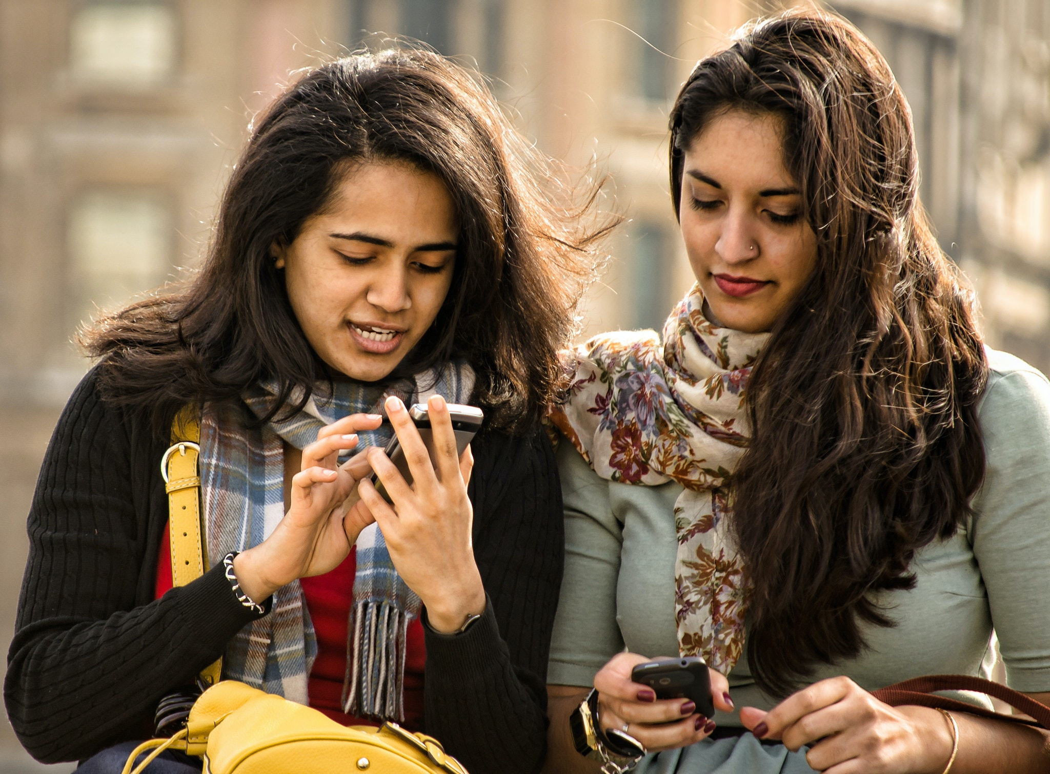 Could a tweet or a text increase college enrollment or student achievement?