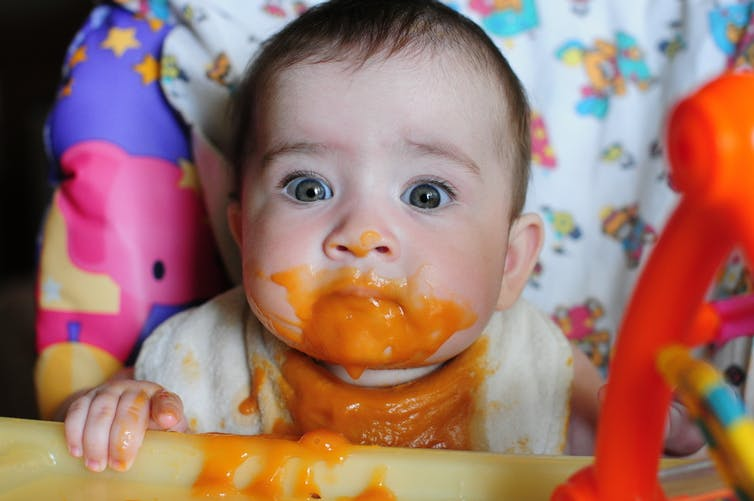 Worried about arsenic in your babys rice cereal there are other rice cereal isnt the only iron rich food for babies baby image via shutterstock ccuart Images