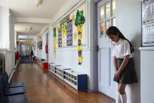 Schools' tough approach to bad behaviour isn't working – and