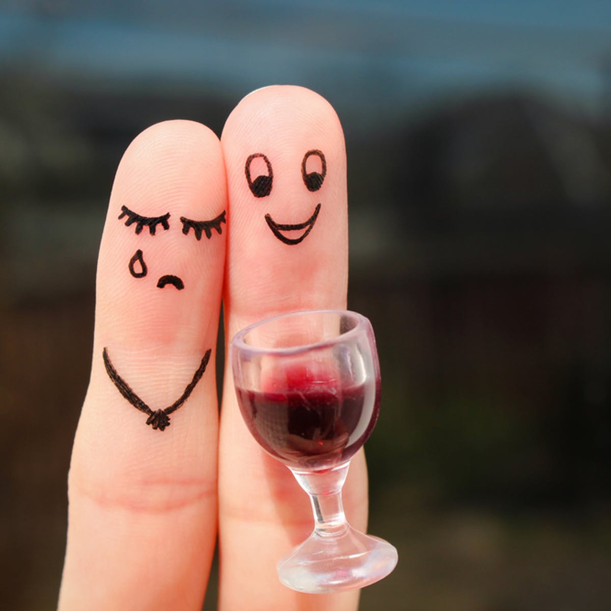 Why alcohol makes you feel warm – and other strange effects