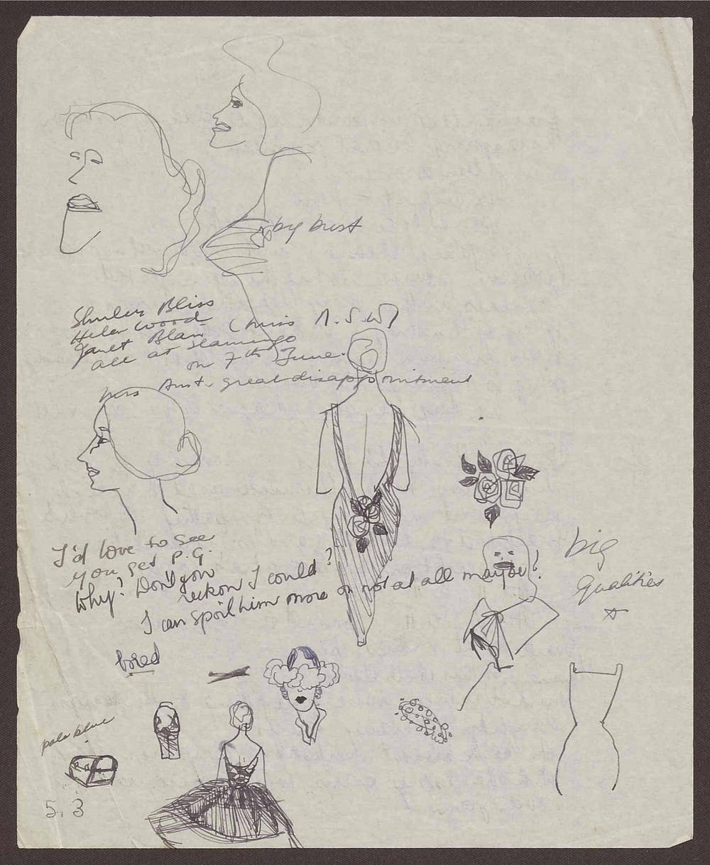 friday essay how shakespeare helped shape germaine greer s  drawings on the back of germaine greer s 1964 handwritten notes on antony and cleopatra dated 13 greer was a senior tutor in english at the university