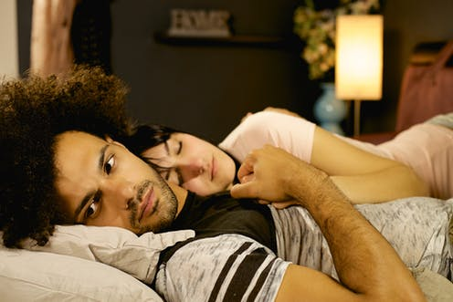 sexual intercourse between husband and wife