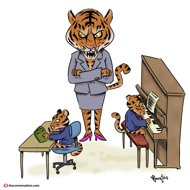From tiger to free-range parents – what research says about