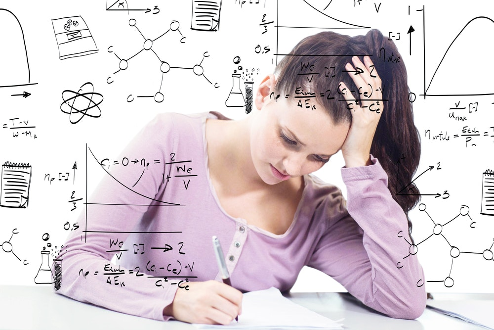 Maths anxiety is creating a shortage of young scientists ... here's a solution