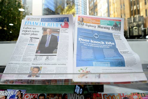 Why some newspaper paywalls are simply unsustainable