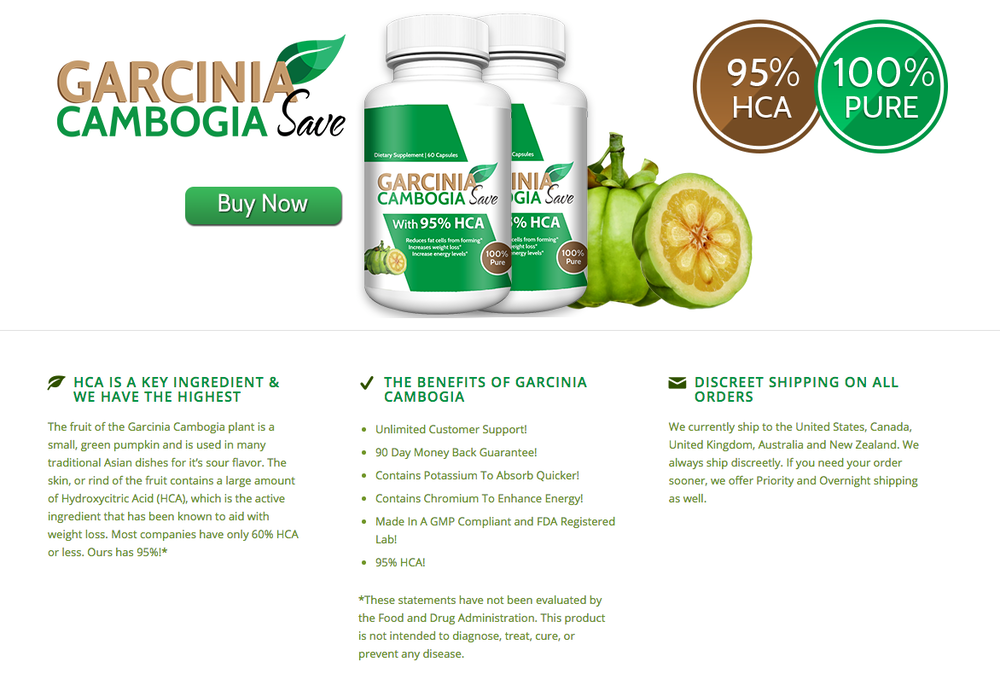 Science Or Snake Oil Is Garcinia Cambogia The Magic Weight Loss