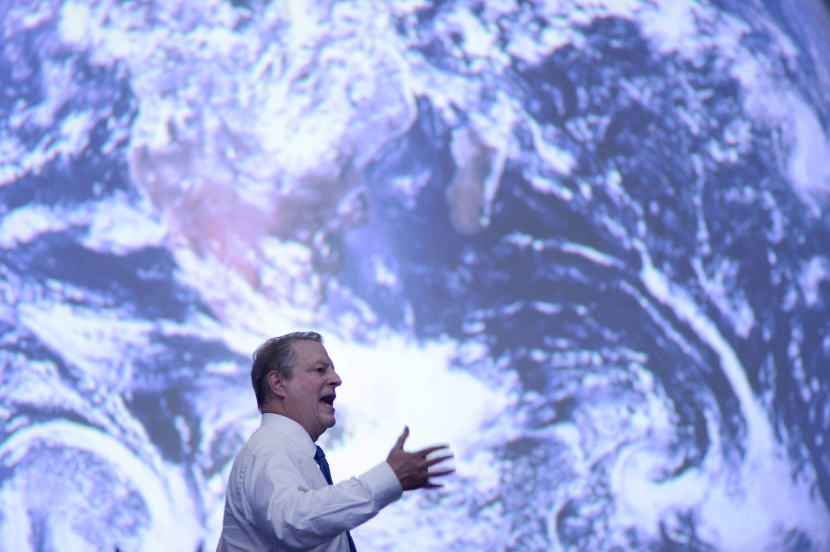 Ten years on: how Al Gore's An Inconvenient Truth made its mark