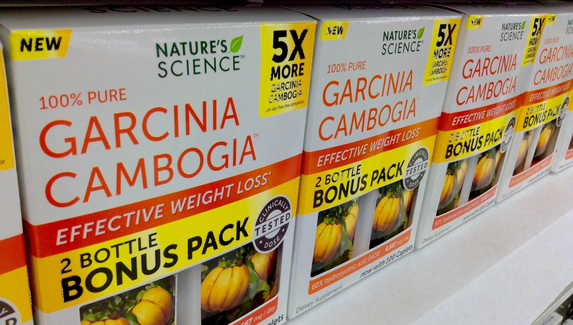 Garcinia substitute