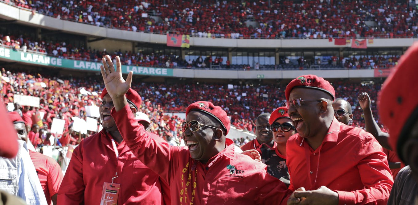 Image result for eff militant members