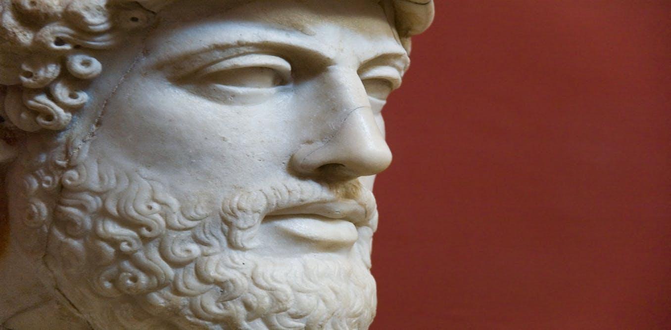 Управление афинами при перикле