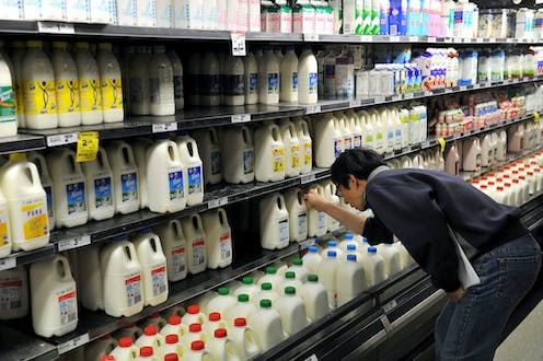 Higher supermarket prices for milk won't necessarily help farmers