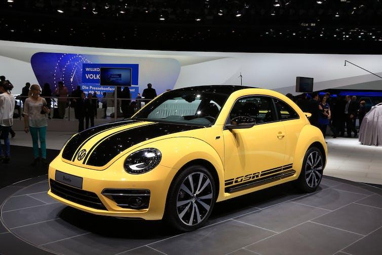 A More Masculine Beetle Shutterstock