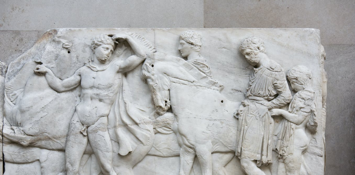"essay on the elgin marbles The truth behind the ""elgin marbles"" a lot of people have only heard about the ""elgin marbles"" being one of the most famous sculptures associated with the."