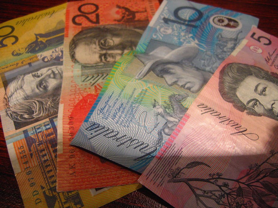 The Boom Has Made Dollar A Dazzler But Australia Is Hardly Safe Haven