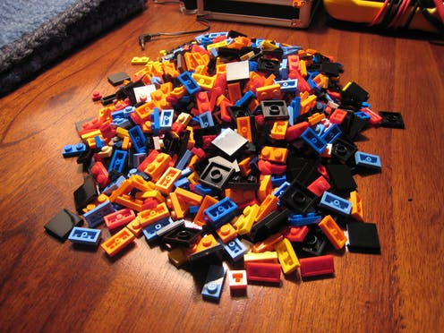 Graphene Isnt The Only Lego In The Materials Science Toy Box