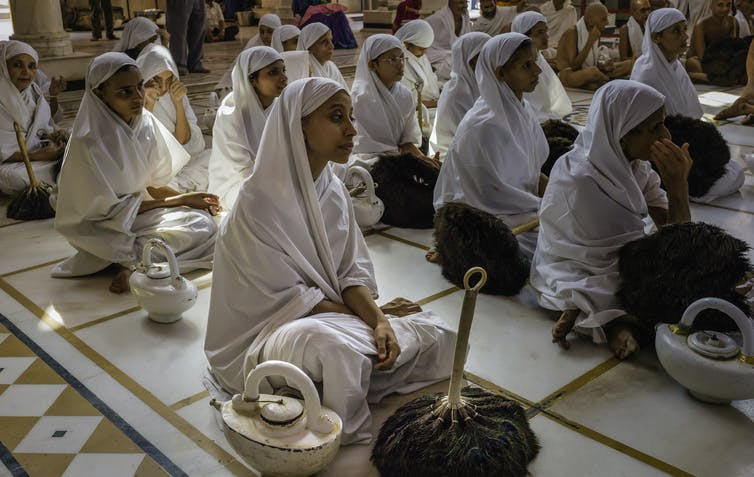 Aid to dying: What Jainism -- one of India's oldest ...